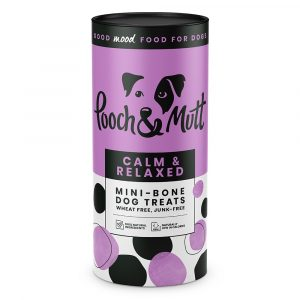 Waggle Mail pooch mutt calm relaxed treats